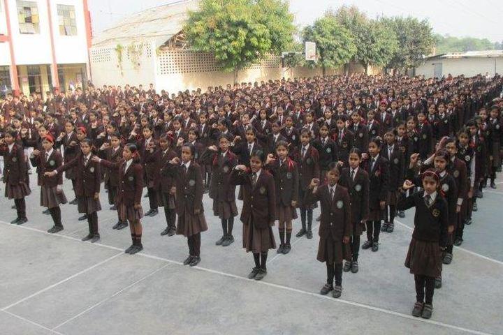 Guru Har Rai Academy-Assembly