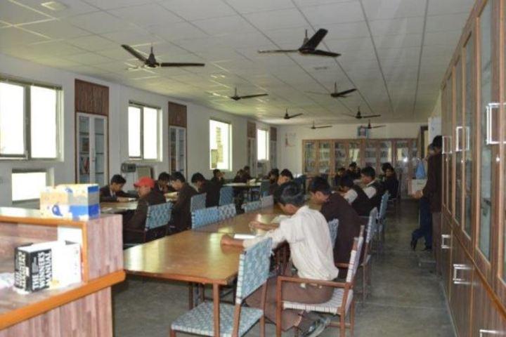 Guru Har Rai Academy-Library