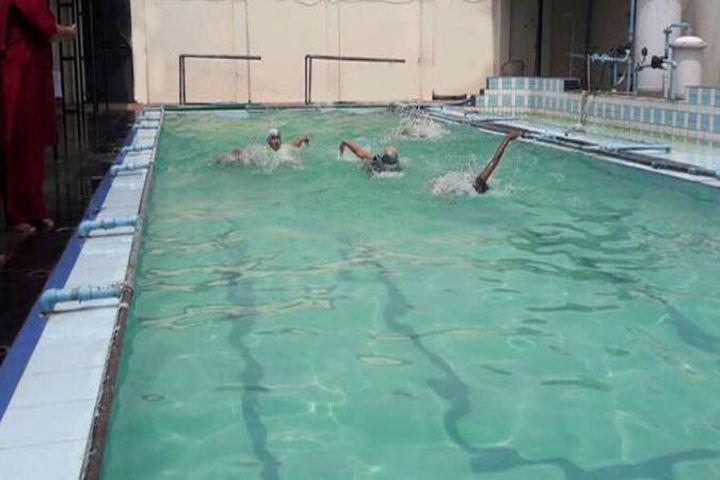 Guru Har Rai Academy-Swimming Pool