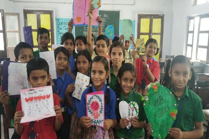 Assembly Of God Church School-Card Making