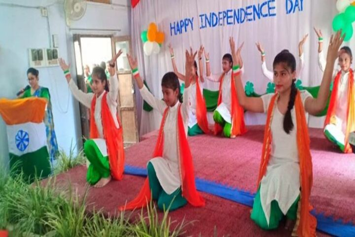 Assembly Of God Church School-Independence Day