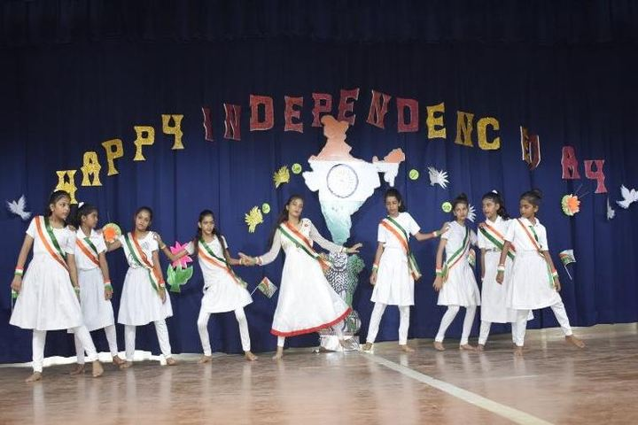 St Peters School-Independence Day Celebrations