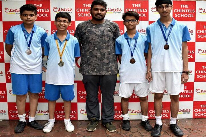 The Chintels School-Chess Champions