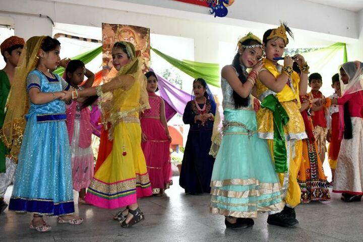 The Chintels School-Festival Celebrations