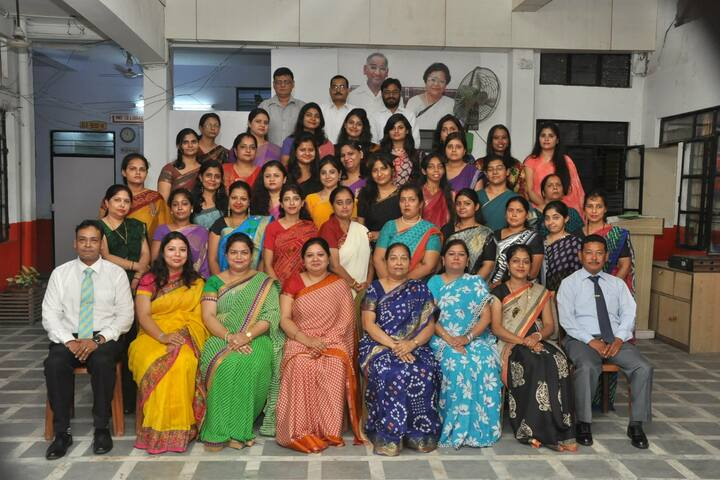 City Montessori School-Staff