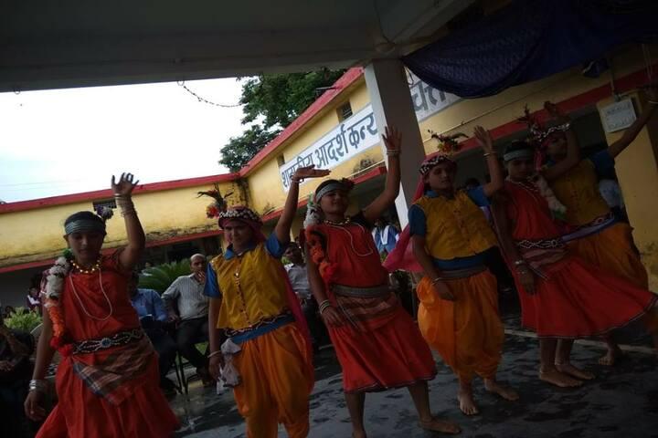 Govt Girls Higher Sec School Durg-Dance