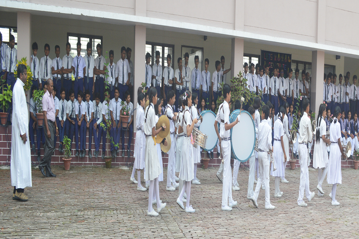St Thereses School-Independance Day