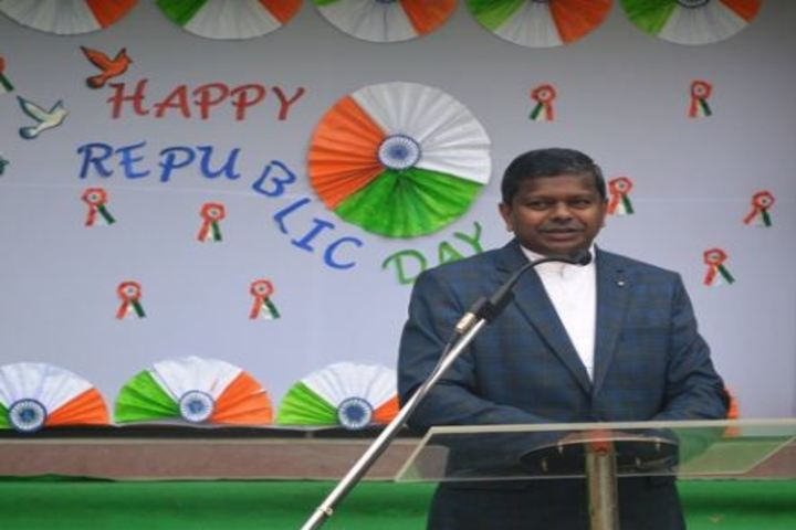 St Thereses School-Republic Day