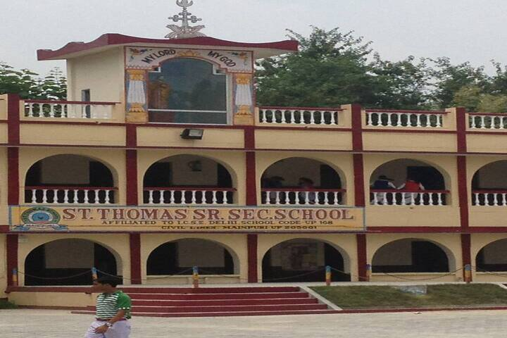 St Thomas School-Campus
