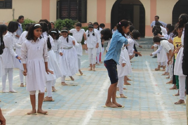 St Thomas School-Activity