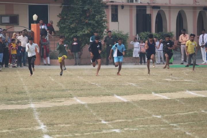 St Thomas School-Games