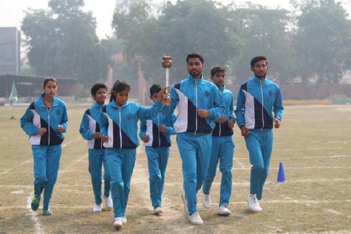 St Thomas School-Sports Day