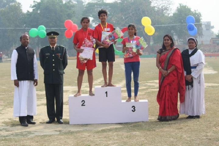St Thomas School-Winners