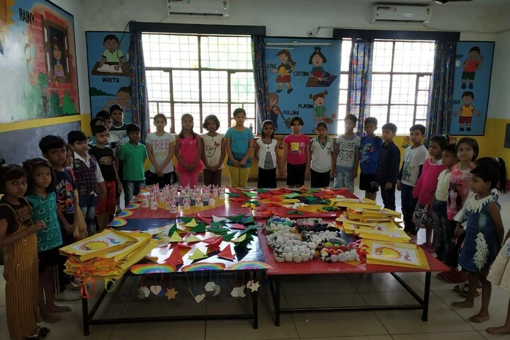 Scholars Home-Art And Craft