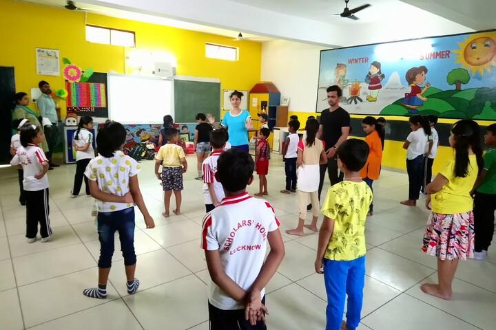 Scholars Home-Dance Room