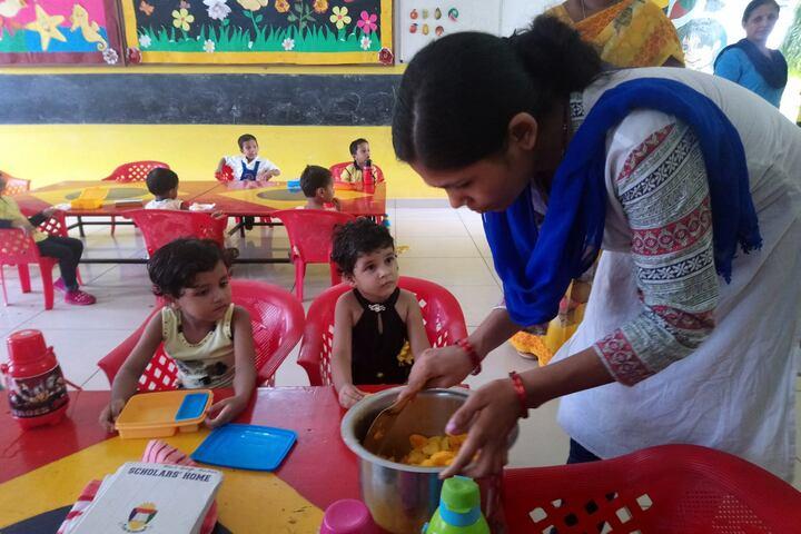 Scholars Home-Food Festival