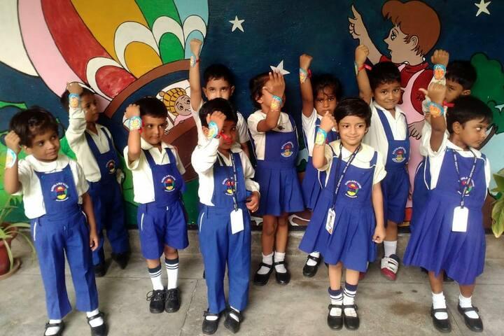 Scholars Home-Friendship Day