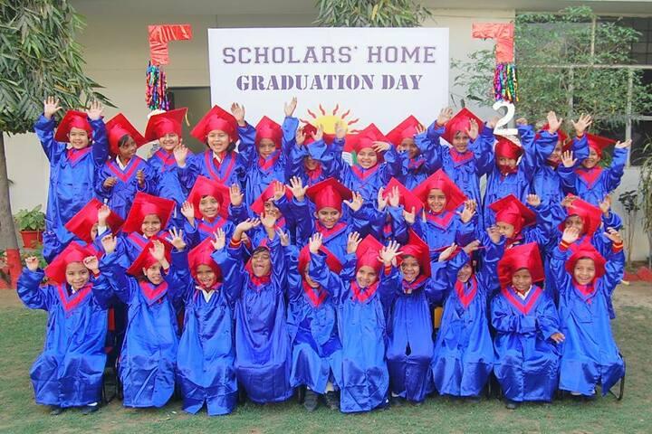 Scholars Home-Graduation Day