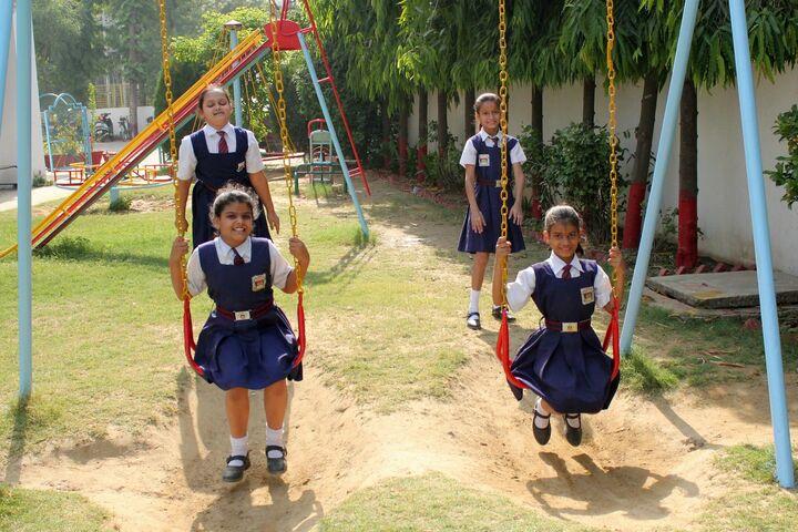 Scholars Home-Kids Ground