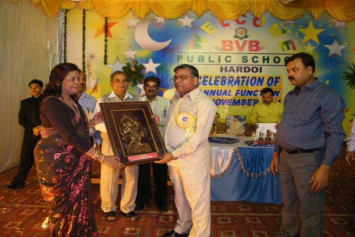 Bal Vidya Bhawan Public School-Annual Day