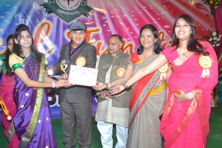 Bal Vidya Bhawan Public School-Awards