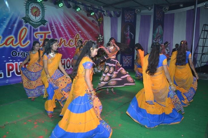 Bal Vidya Bhawan Public School-Festival Celabrations