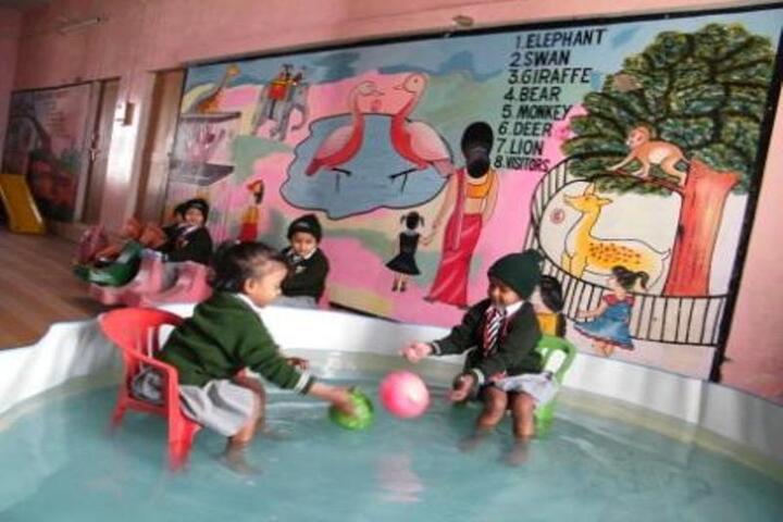 Bal Vidya Bhawan Public School-Kids Pool