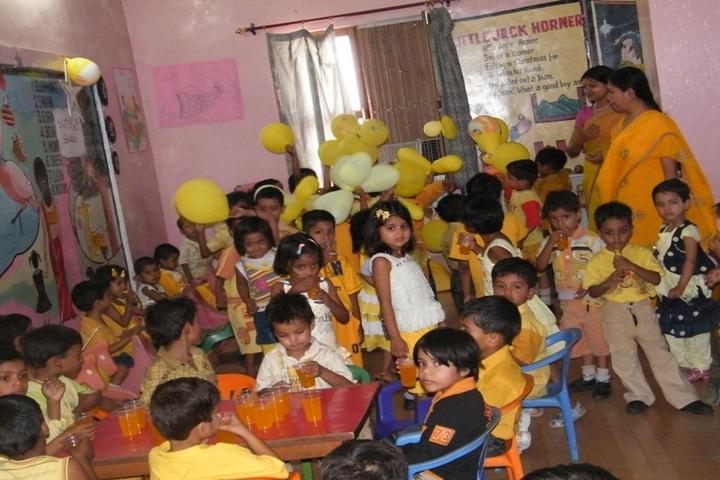Bal Vidya Bhawan Public School-Kids Room