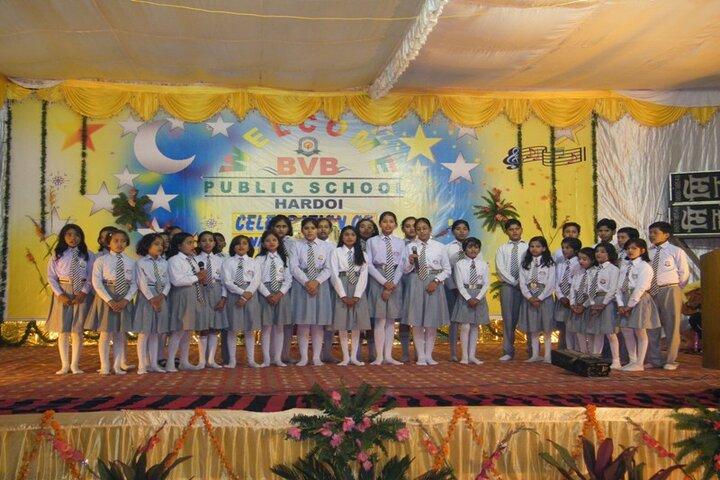 Bal Vidya Bhawan Public School-Singing