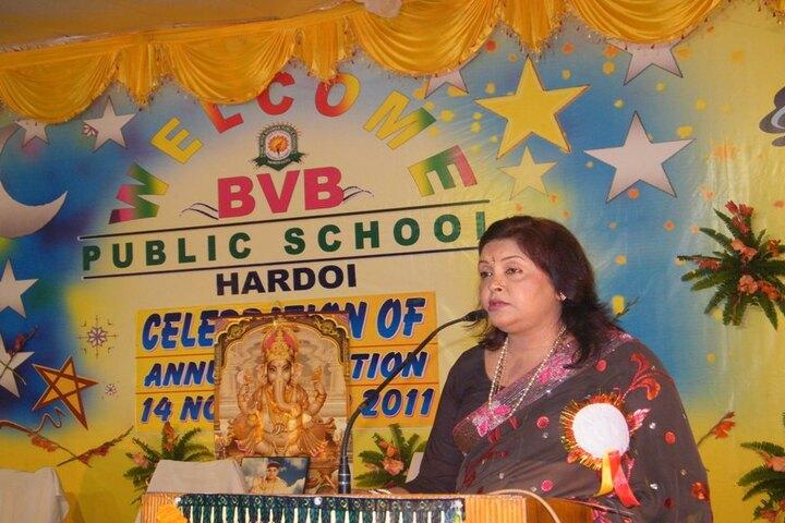 Bal Vidya Bhawan Public School-Speech