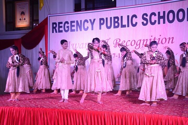 Regency Public School-Annual Day