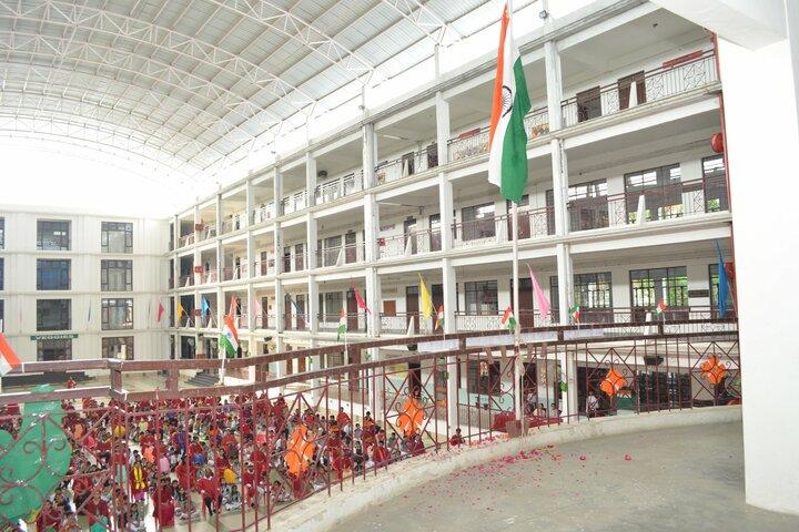 Regency Public School-Campus