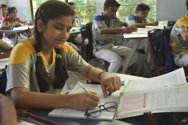 Regency Public School-Classroom