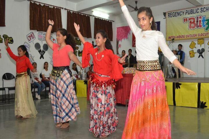Regency Public School-Dance