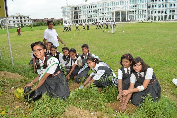 Regency Public School-Environment Day