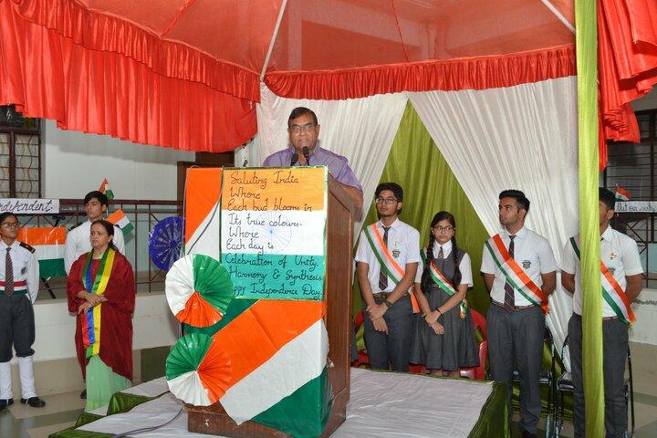 Regency Public School-Independance Day