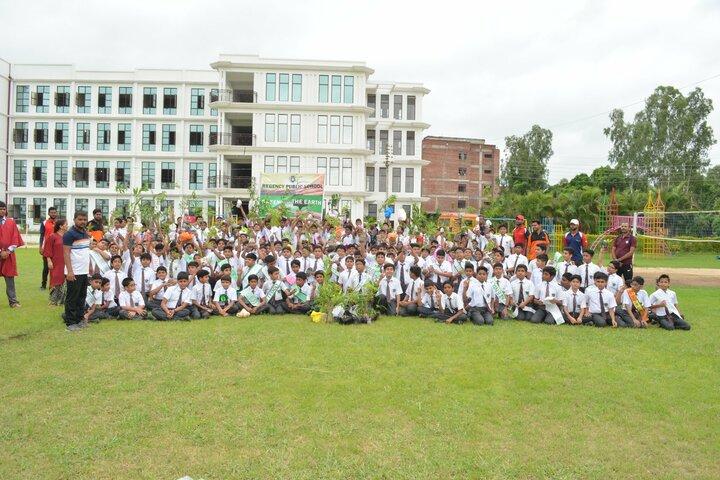 Regency Public School-Play Ground