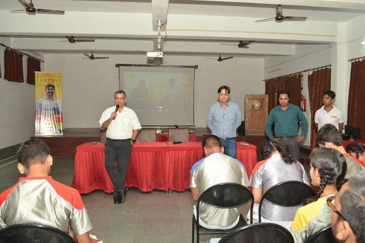 Regency Public School-Seminar