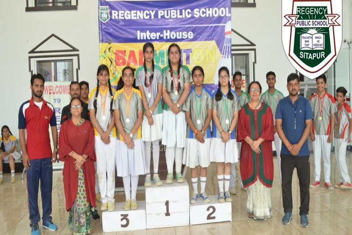 Regency Public School-Sports