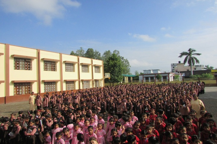 Assisi Convent School-Assembly