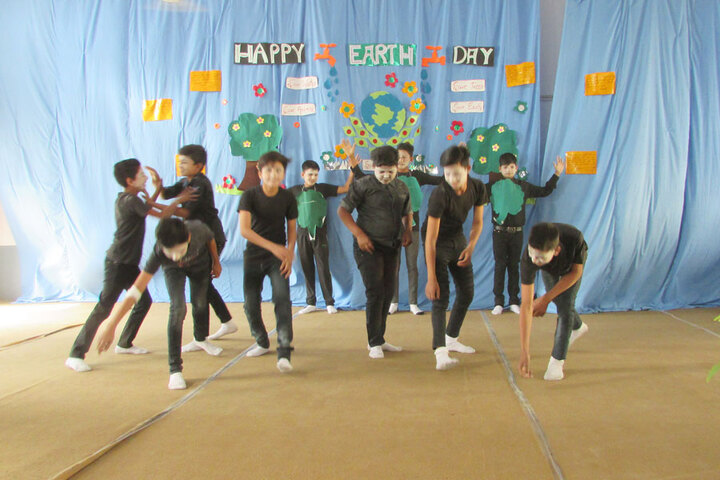 Assisi Convent School-Earth Day