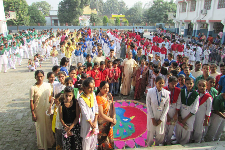 Assisi Convent School-Festival Celebration