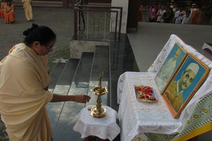 Assisi Convent School-Gandhi Jayanthi