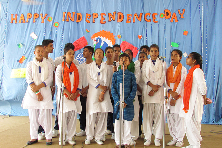 Assisi Convent School-Independence Day
