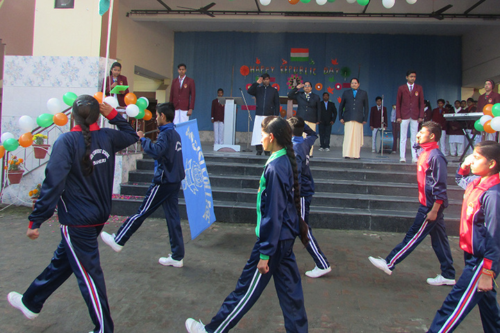 Assisi Convent School-Republic Day Celebration