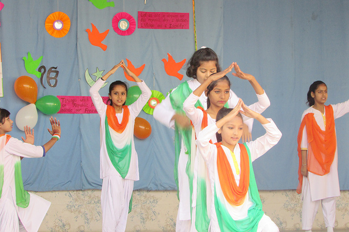 Assisi Convent School-Republic Day