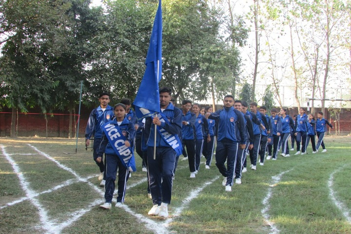 Assisi Convent School-Sports Day