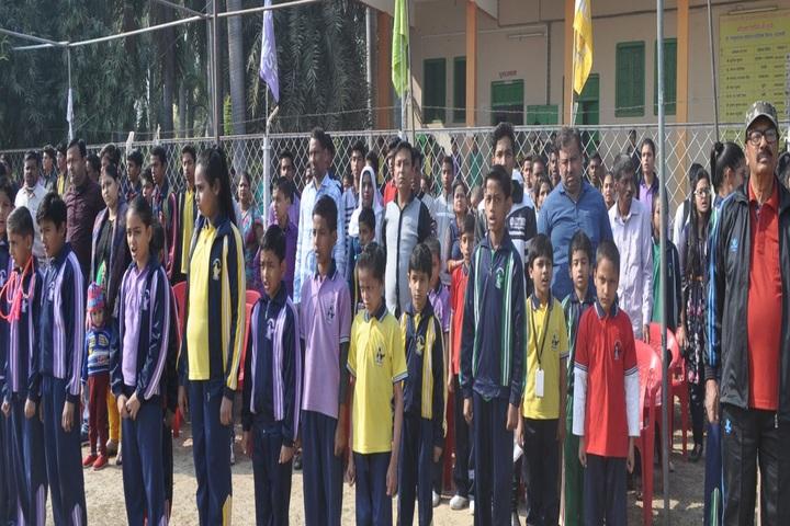 Bal Bharti Public School-Sports Day