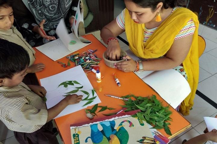 Bal Bharti Public School-Summar Camp