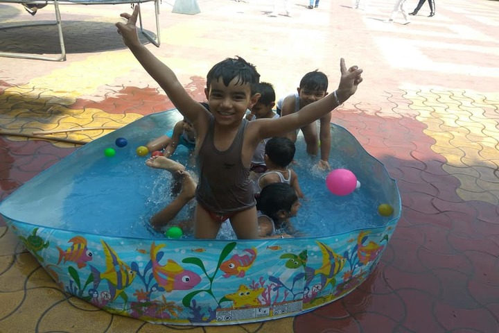 Gurukul Academy-Kids Swimming Pool